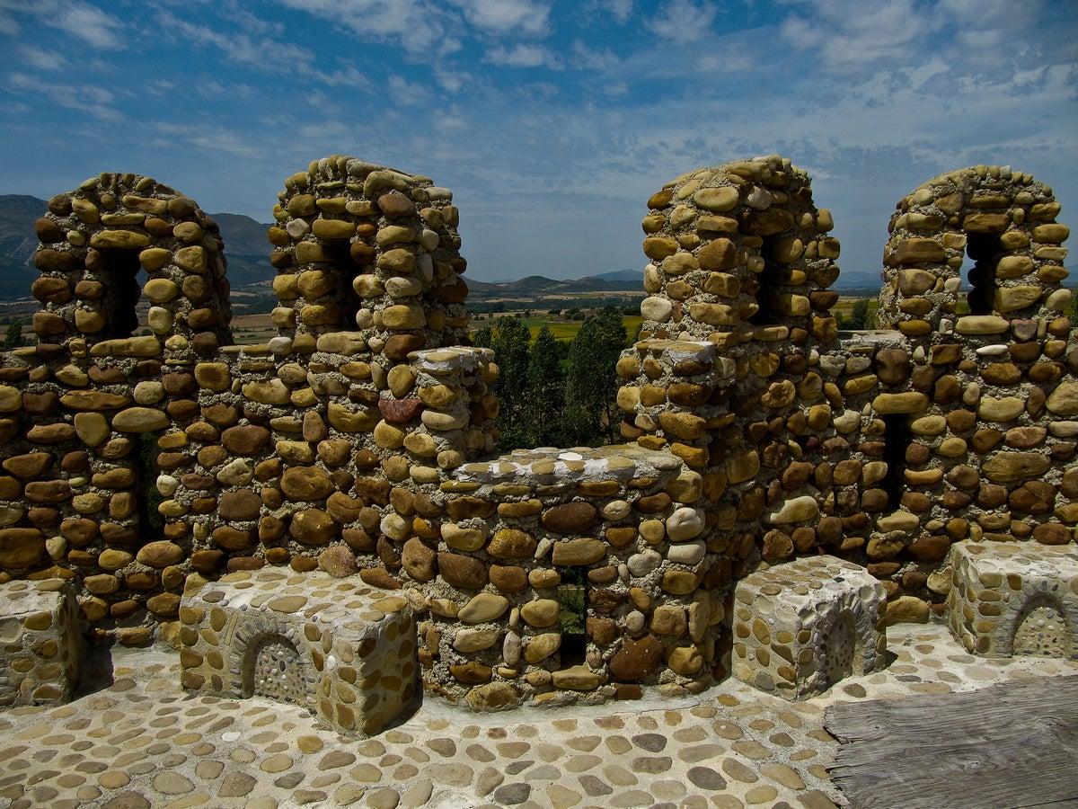 Diez castillos construidos por una sola persona 194k4h624966ujpg
