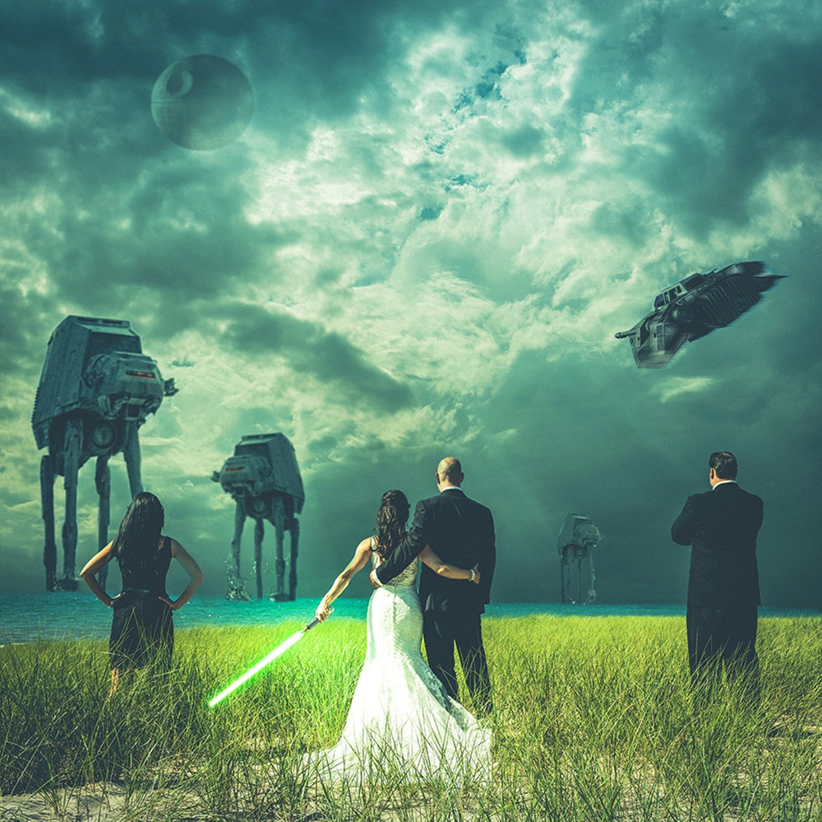 I Don't Always Shoot Weddings, But When I Do…