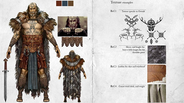 How To Dress A Badass Barbarian