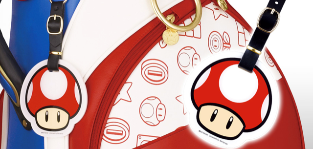 Here's an Officially Licensed Mario...Golf Bag