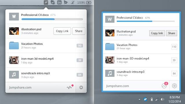 Jumpshare Makes File Sharing as