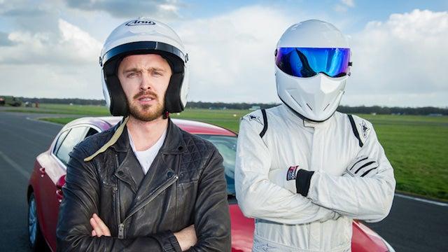 Breaking Bad's Aaron Paul Is This Weekend's Top Gear Star