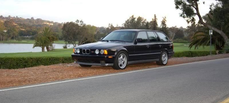 The First BMW E34 M5 Wagon Is Still For Sale: What's Wrong With Us?