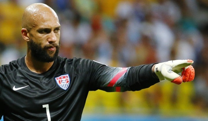Tim Howard earned a 3 million dollar salary, leaving the net worth at 8 million in 2017