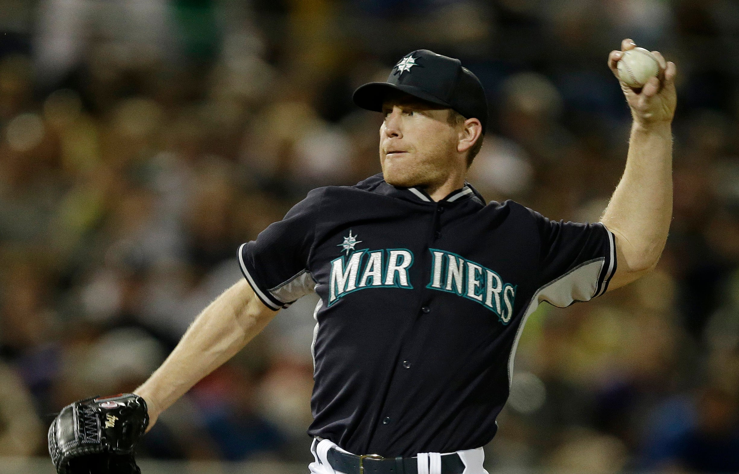 The Mariners Tried To Screw Randy Wolf, So He Walked Away