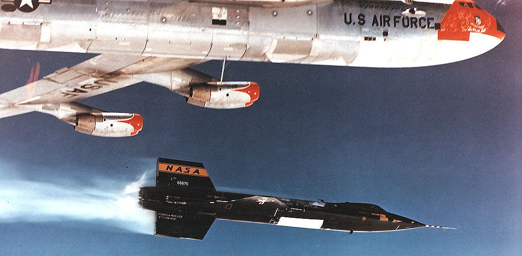 X 15 Outstanding photos of the X-15