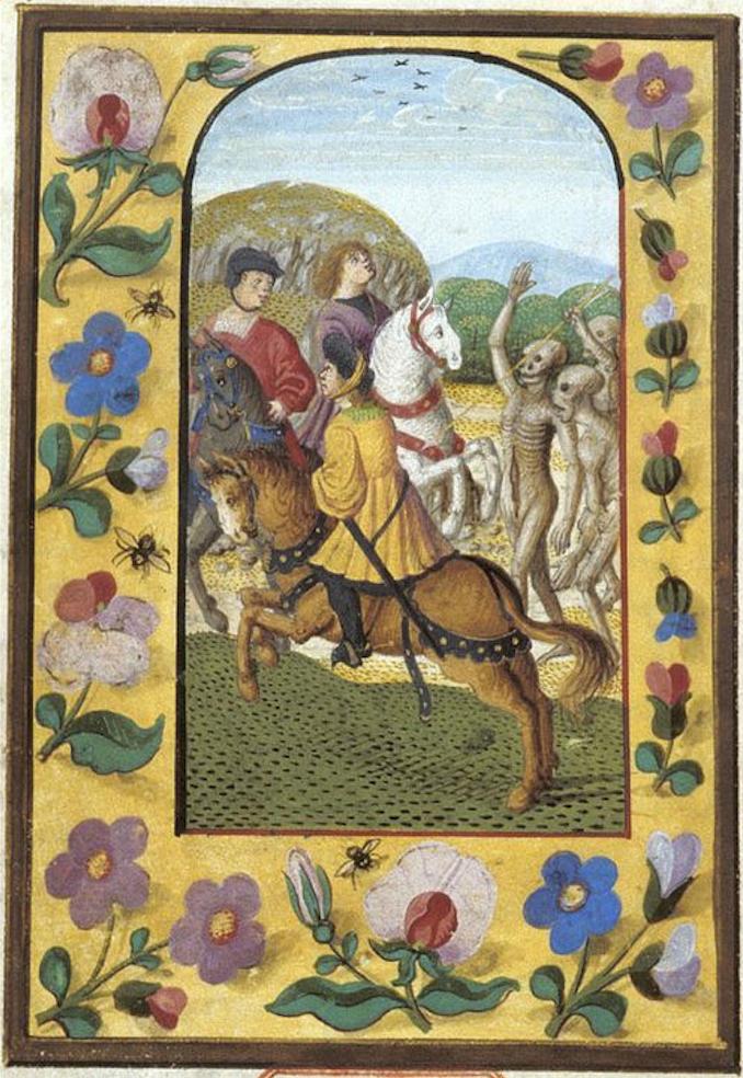 atyuqck5csp7owarm1q8 Středověké rukopisy líčí příběh živých mrtvých