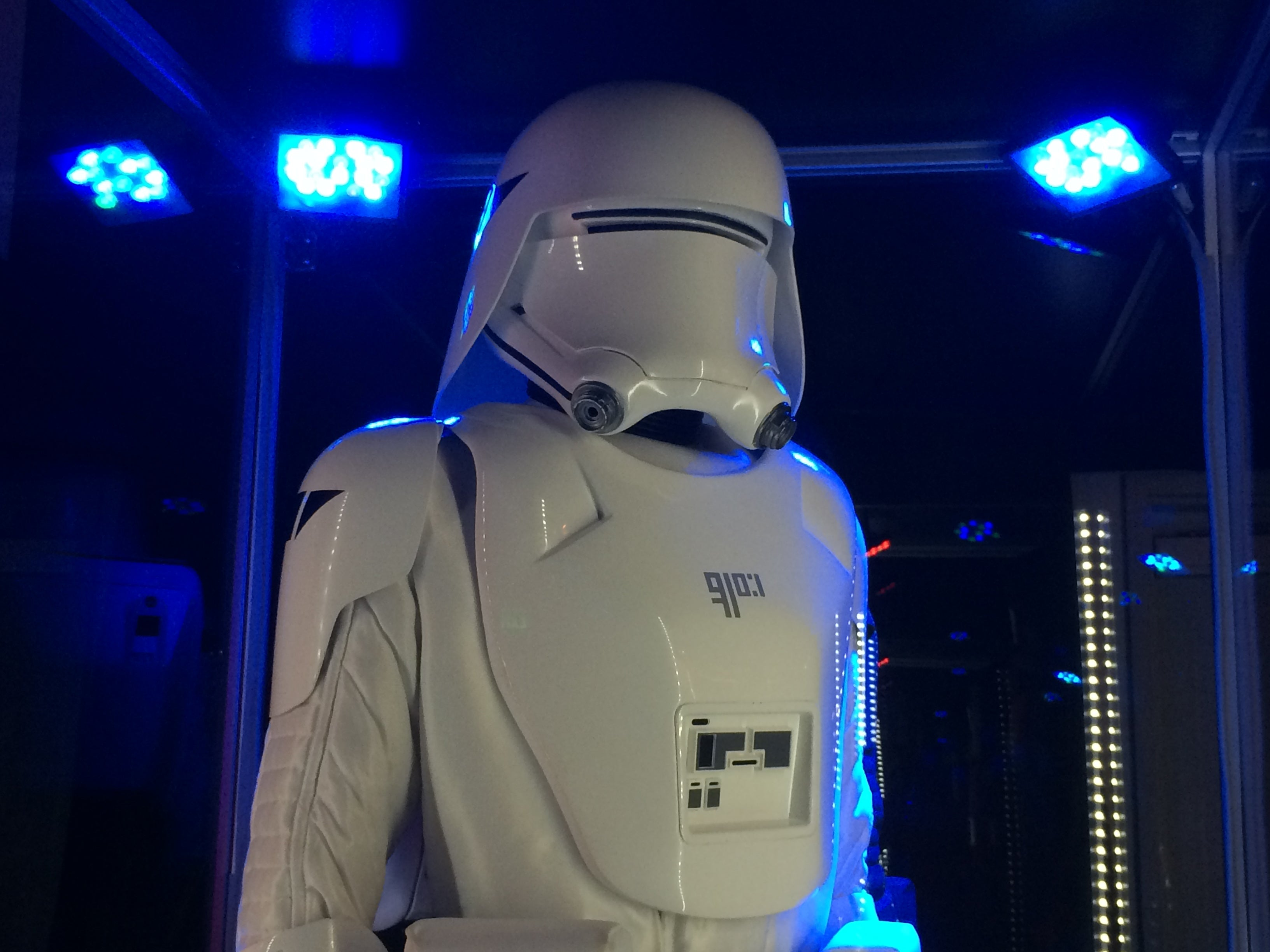how to make a star wars snowtrooper costume