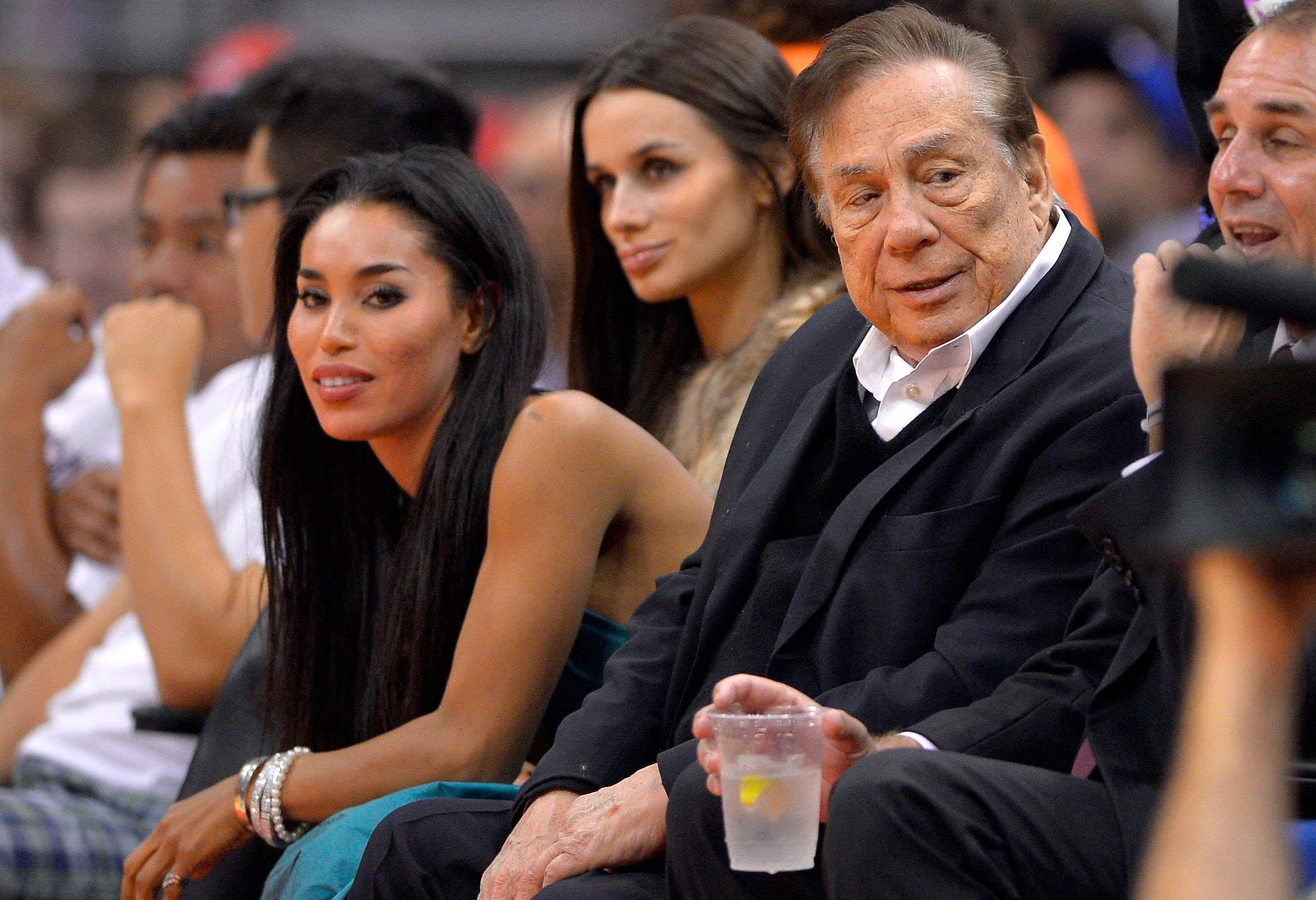 Donald Sterling Still Planned To Attend Clippers Game After Tap…