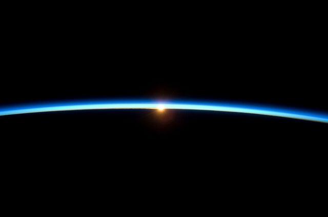 Real NASA Pics That Look Like Stills From Gravity