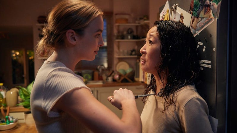 Killing Eve Did The Sexy Serial Killer Trope Right By Not Focusing On The Sexy SerialKiller