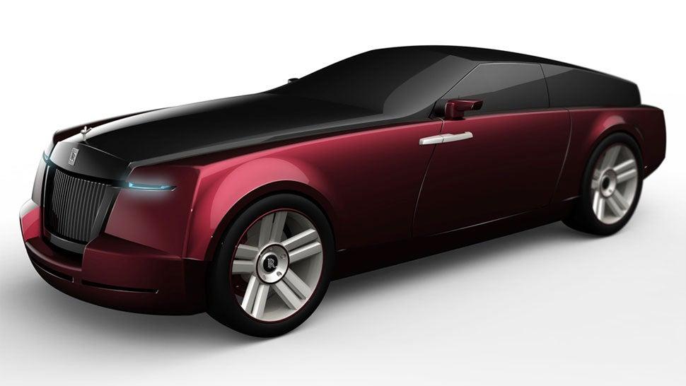 Rolls Royce Suv