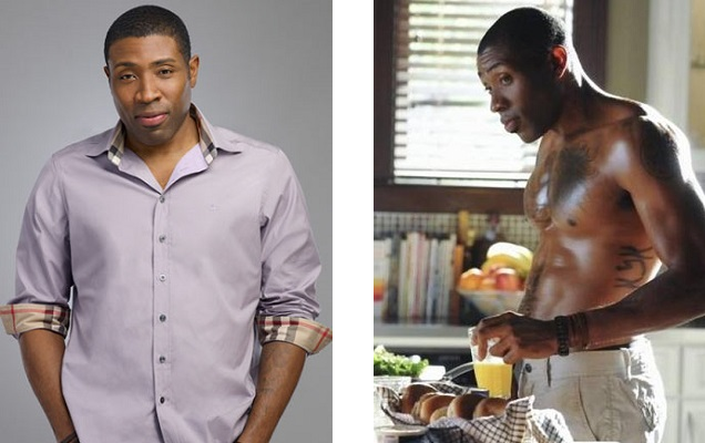 cress williams weight loss