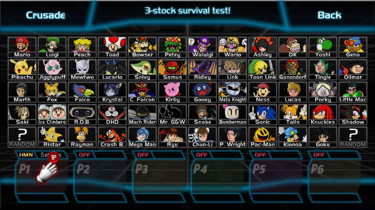 Super smash flash 2 v0 9 unblocked games elhouz