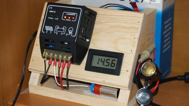 Build Your Own DIY Solar Panel Rig