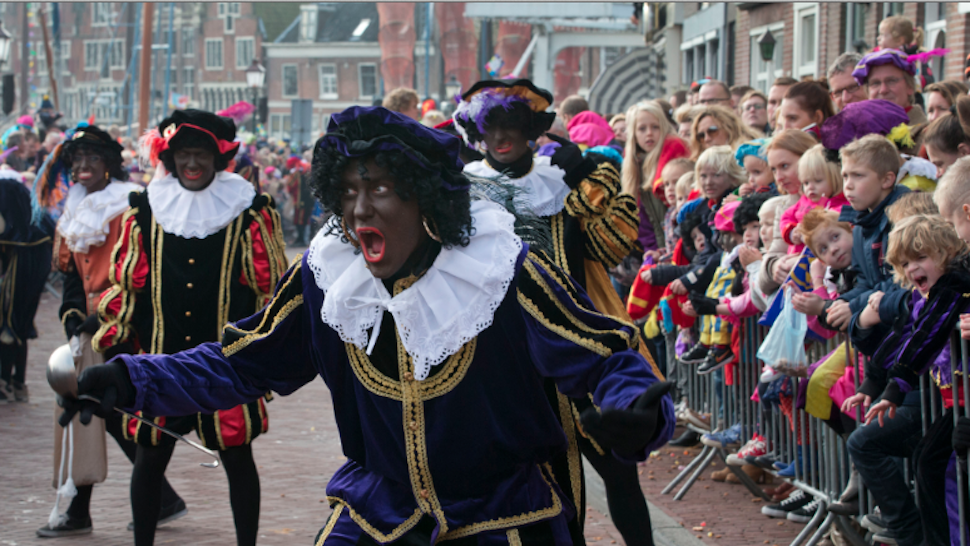 "Dutch Court Finally Rules Racist ""Black Pete"" Character Is Racist"