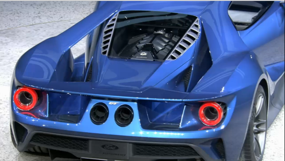 An Even More Modern Interpretation Thats Not Only Going To Race But Ford Says It Into Production Next Year Next Year