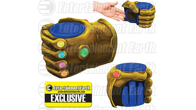 of The Infinity Gauntlet
