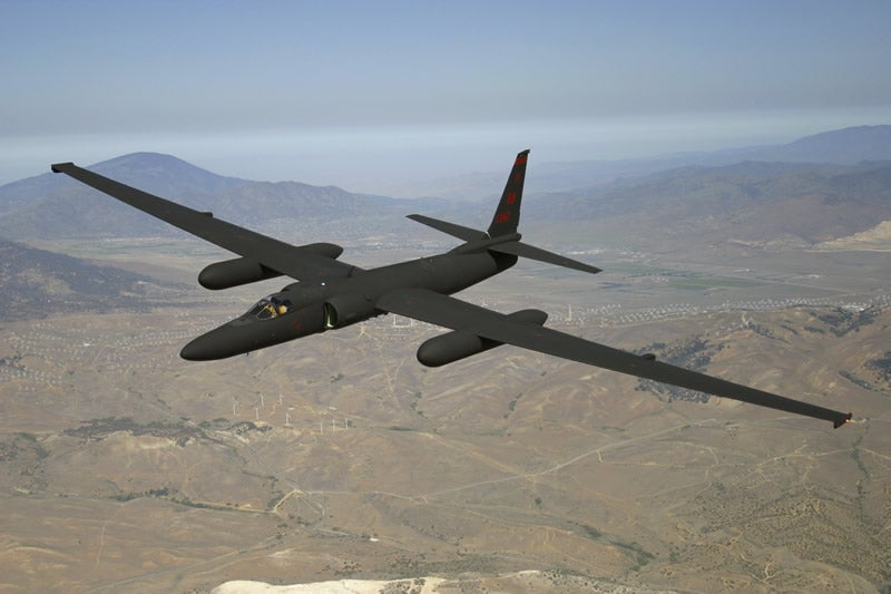 Lockheed Wants To Take The Man Out Of The USAF's U-2 Dragon Ladies