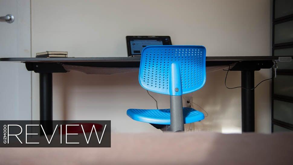 bekant standing desk 3