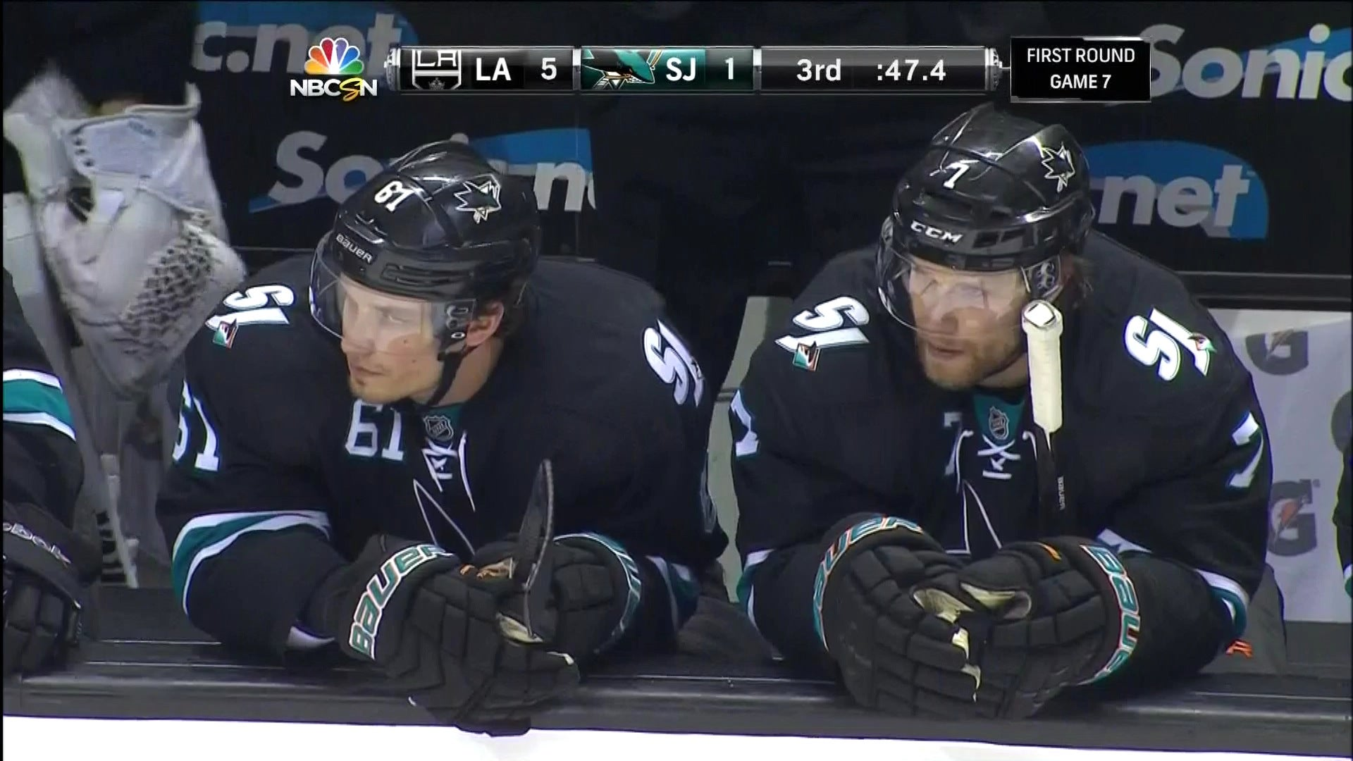 The San Jose Sharks Join A Depressing Club By Blowing A 3-0 Ser…
