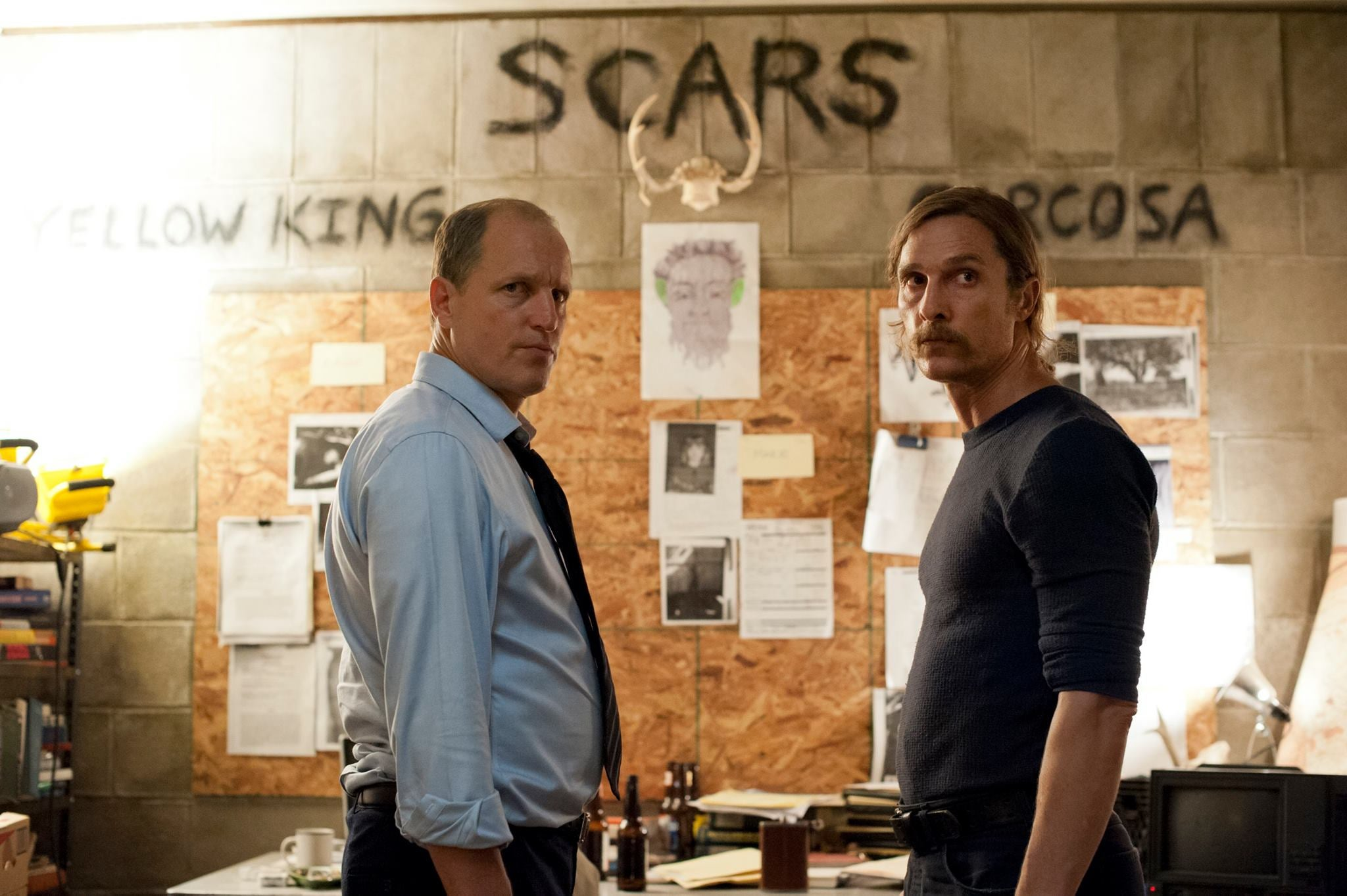 Why True Detective Is A Supernatural Show After All