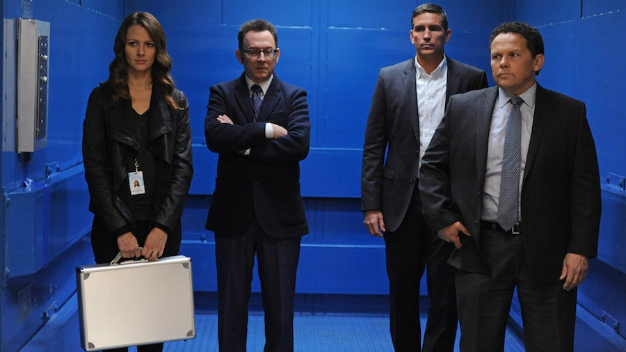 Special Review: Person of Interest S4E11