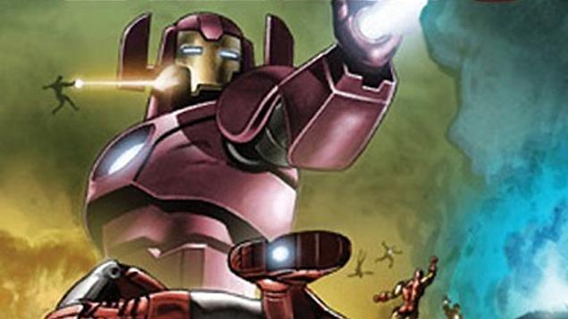 Tony Stark 11