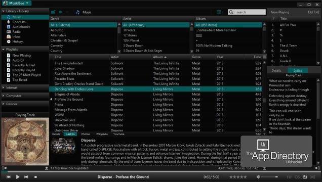 И видео проигрыватель для 10 аудио виндовс
