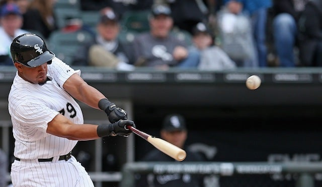 Jose Abreu Makes His Big-League Splash With Two Homers