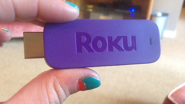 Roku's New HDMI Streaming Stick: $50 and More Than 1,000 Channels