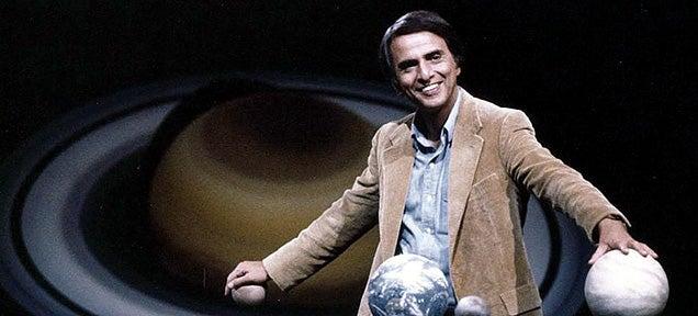 La Carga Del Escepticismo: Carl Sagan