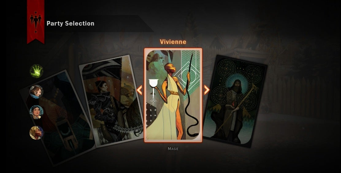 Varric Dragon Age Inquisition Card ​dragon Age Inquisition The