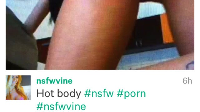 Porn Has Been Banished From Vine