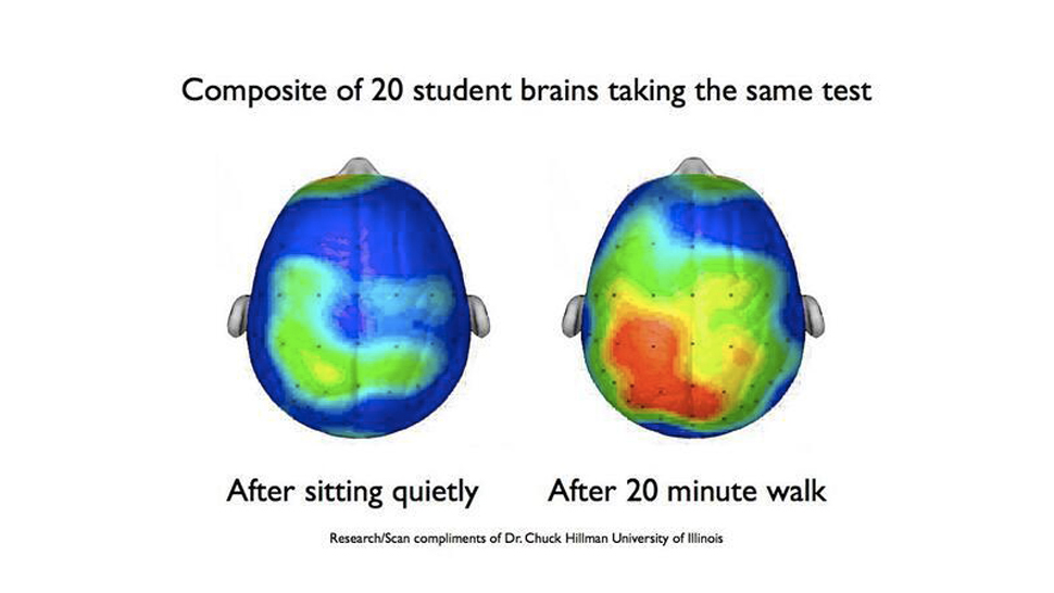 20 Minutes of Exercise Before an Exam Can Boost Your Scores