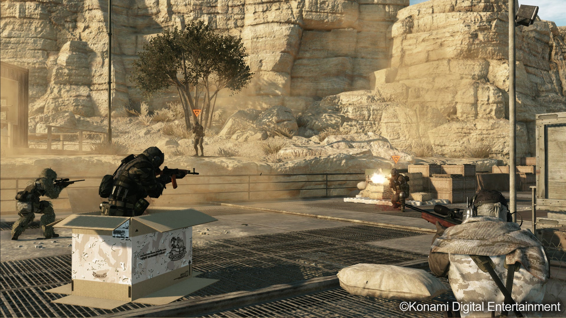 Metal Gear Solid Online 3 Metal Gear Online is