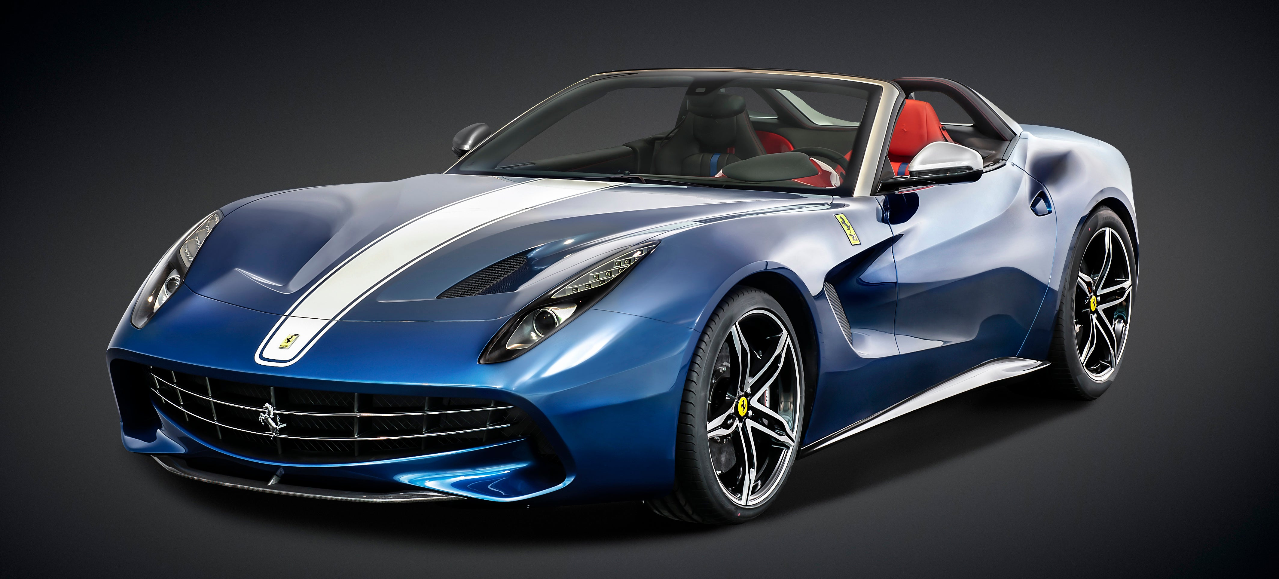 Ferrari F60 America: A 730 HP, $2.5 Million Roofless Salute To Freedom