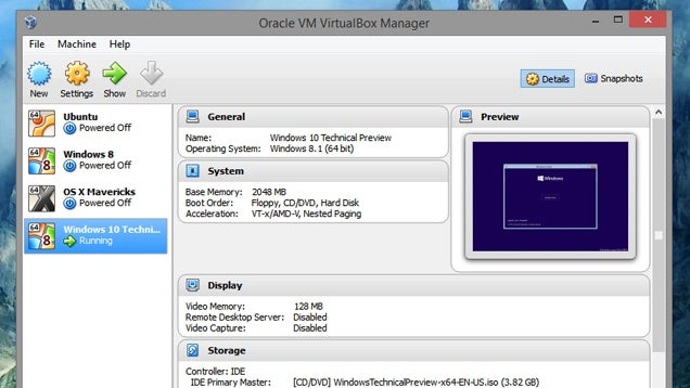 виртуалка для Windows 10 - фото 5