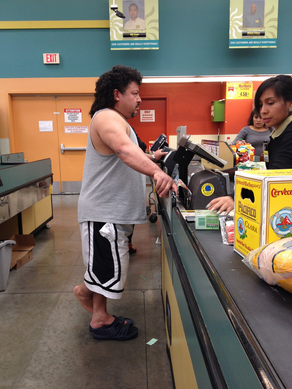Kenny Powers Mexico Real-life Kenny Powers Spotted