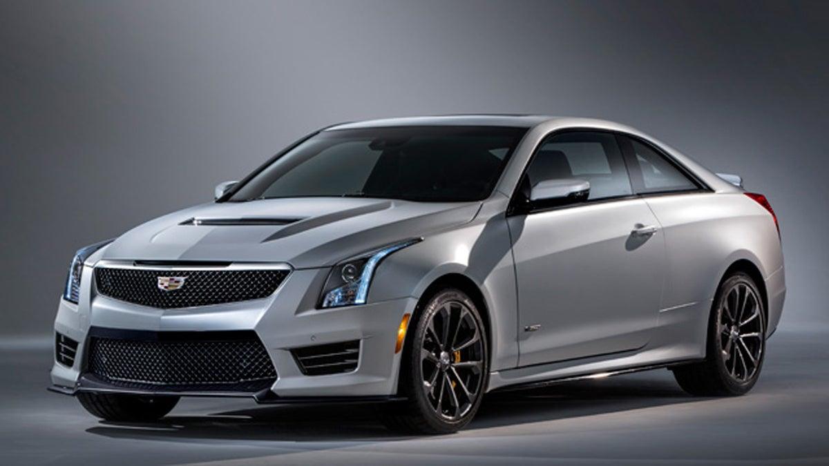 Cadillac ATS top cars
