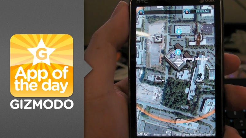App of the Day: Crackdown 2 for Windows Phone 7