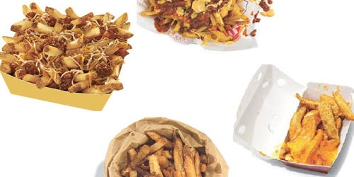 Avoid Overindulging by Knowing Your Fast Food Fries