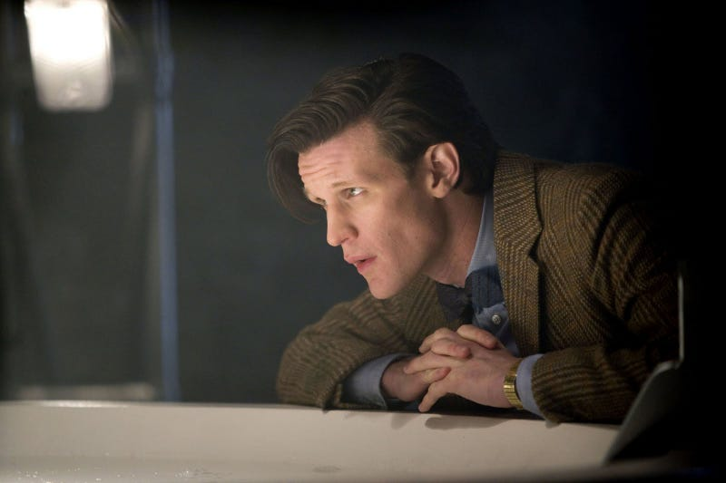 """Doctor Who """"The Rebel Flesh"""" Pictures"""