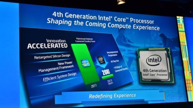 Intel's Next-Gen Haswell Chipset Will Have 2X More GPU Power Than Ivy Bridge
