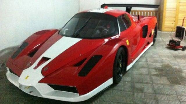 Could Ferrari Sue Fast And Furious 6 Over A Fake Supercar?
