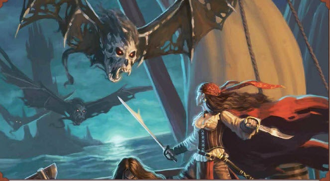 Midgard D&D campaign world brings mythology to life
