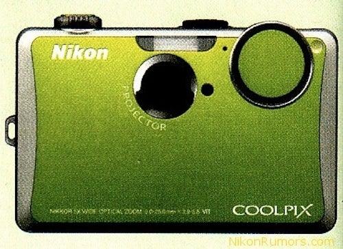 Second-Gen Nikon S1100pj Projector Camera Leaked