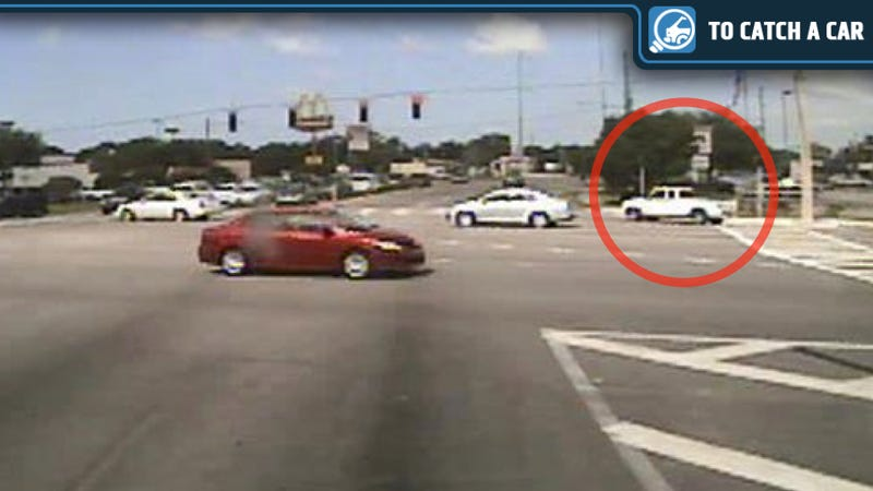 Identify This Truck And Help Catch A Hit-And-Run Driver Who Nearly Killed An Elderly Florida Woman