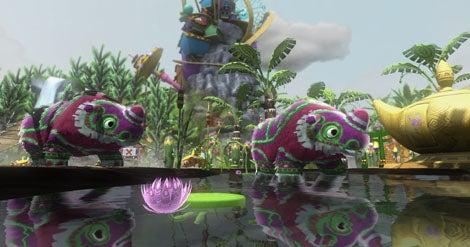 Viva Piñata Community Site & Treasure Hunt