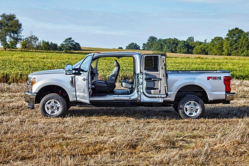 2017 Ford Super Duty Jalopnik | 2017 - 2018 Cars Reviews